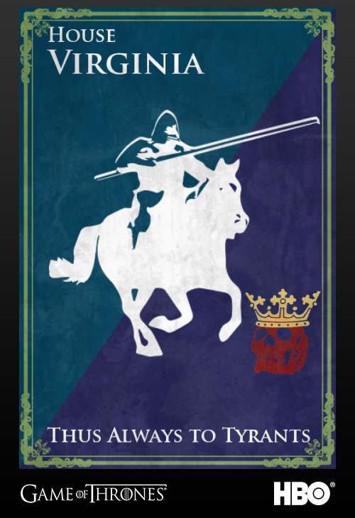 Do You Like Your State S Quot Game Of Thrones Quot Sigil 55 Pics