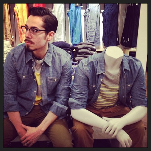 Gap Mannequin Project - 14