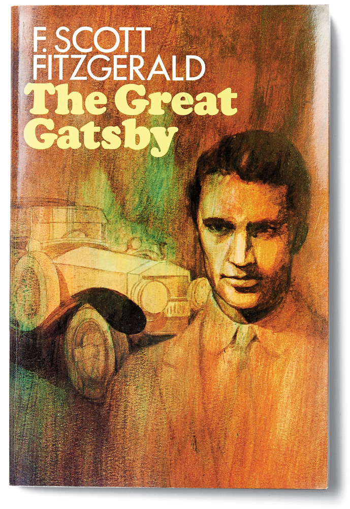 a literary analysis of the characters in the great gatsby by f scott fitzgerlad