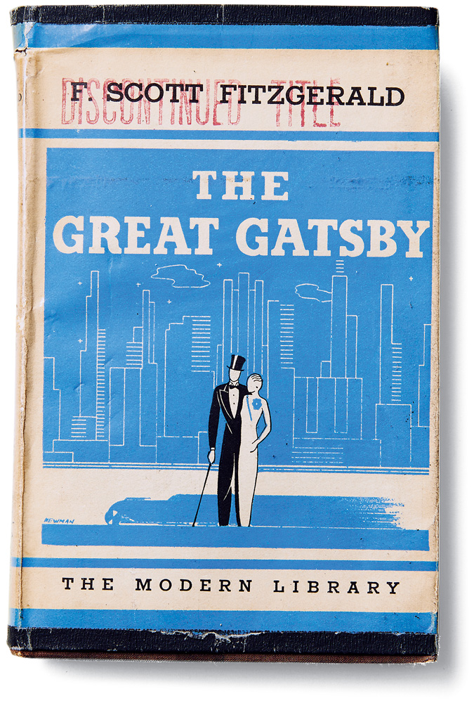 literature review the great gatsby