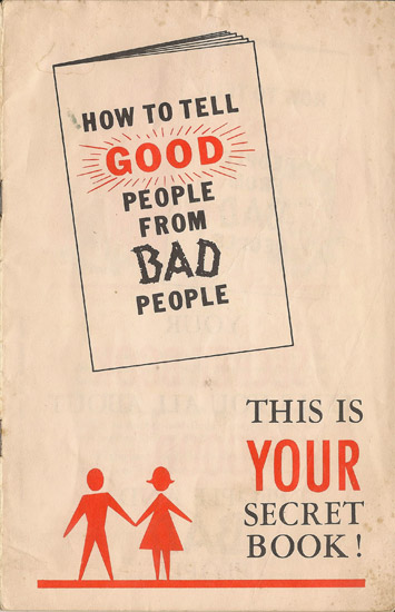 Good People and Bad People - 01