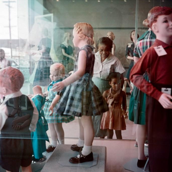Gordon Park's Segregation Series-1