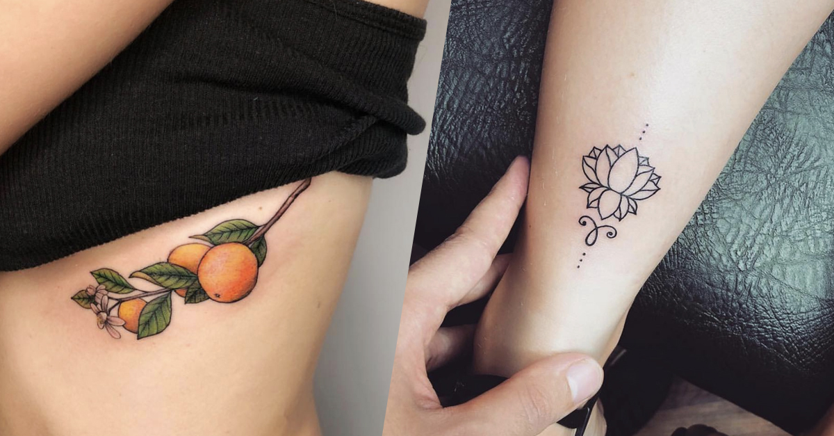 Small Classy Tattoo Ideas: 29 Gorgeous, Tasteful Tattoos You Need In Your Life