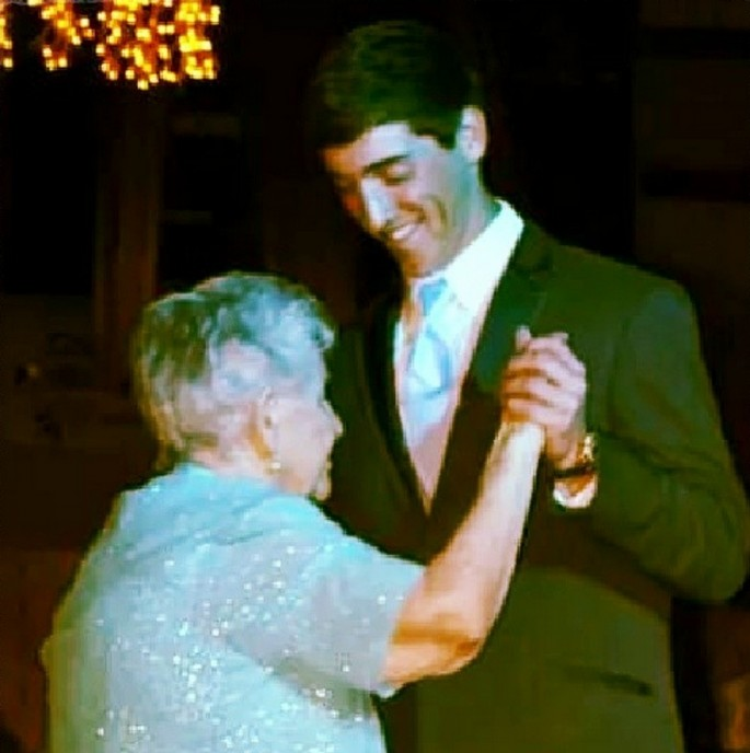 Granny Prom 1