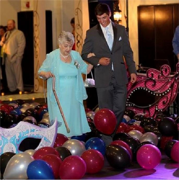 Granny Prom 3
