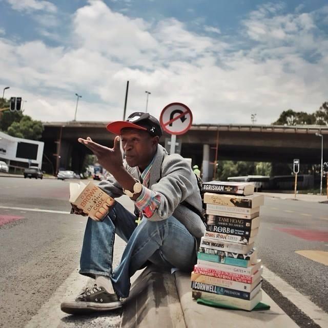 Homeless Bookworm