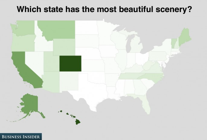 How Americans Feel About Other States - 09