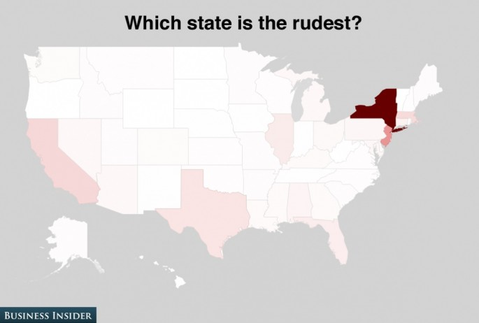 How Americans Feel About Other States - 14