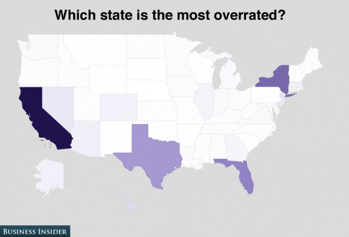 How Americans Feel About Other States - 21