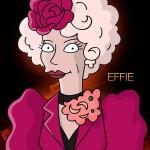 Hunger Games : Simpsons mashup - Effie