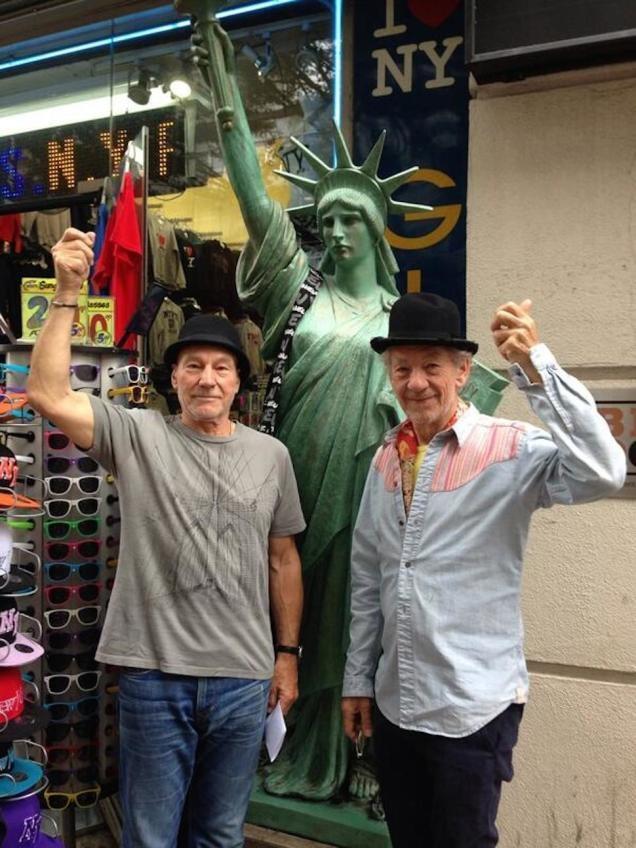 Ian and Patrick 09