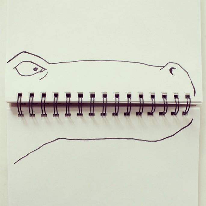Instagram Illustrations by Javier Perez - 03