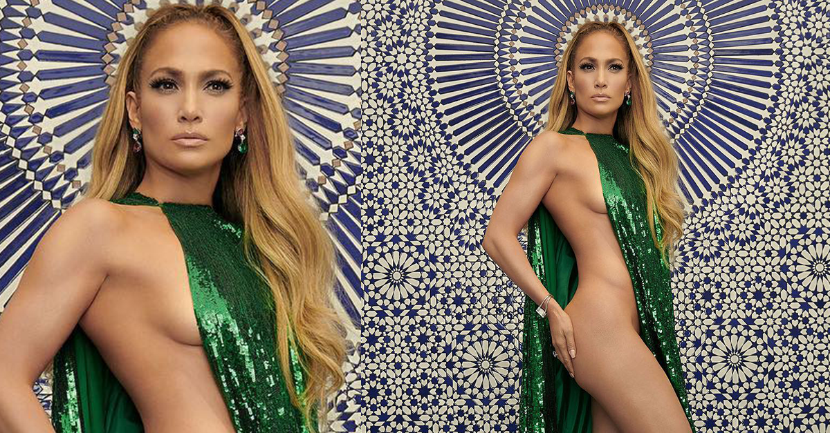 Jennifer Lopez Poses Nude And Says Ive Taken Care Of Myself