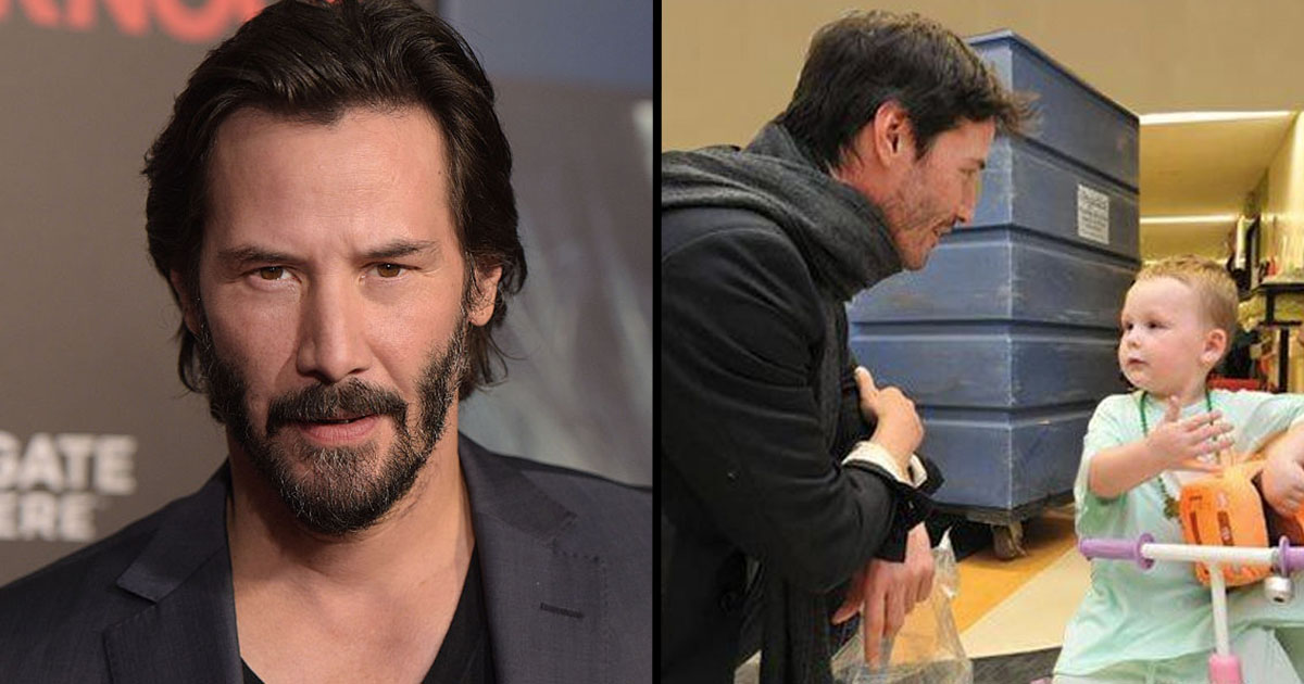 Keanu Reeves Quietly Donates Millions To Children S