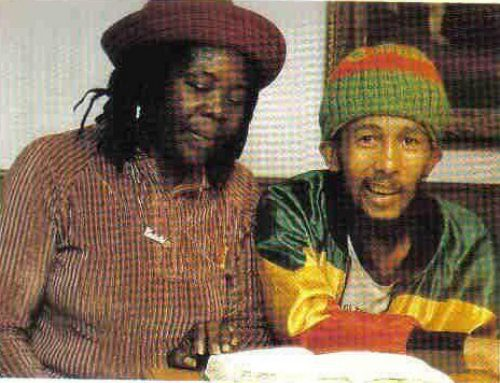 Last Known Photos of Famous People - Bob Marley