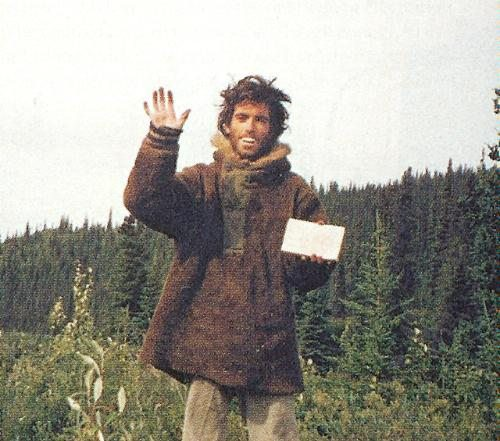 Last Known Photos of Famous People - Christopher McCandless