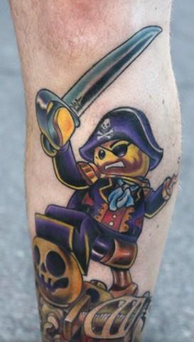 Lego tattoos - 05