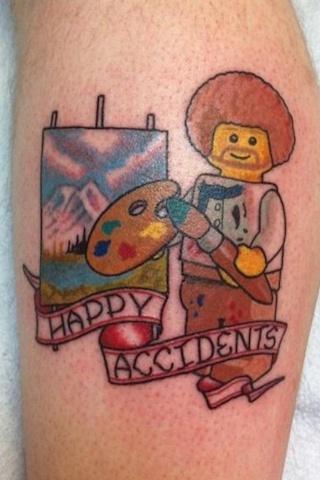 Lego tattoos - 09