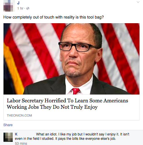These People Honestly Think The Onion Is Real And They Re