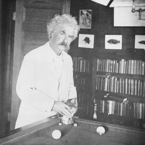 Crazy Cats Cat Quotes Mark Twain Quotes: Mark Twain And His Cats [10 Pictures]