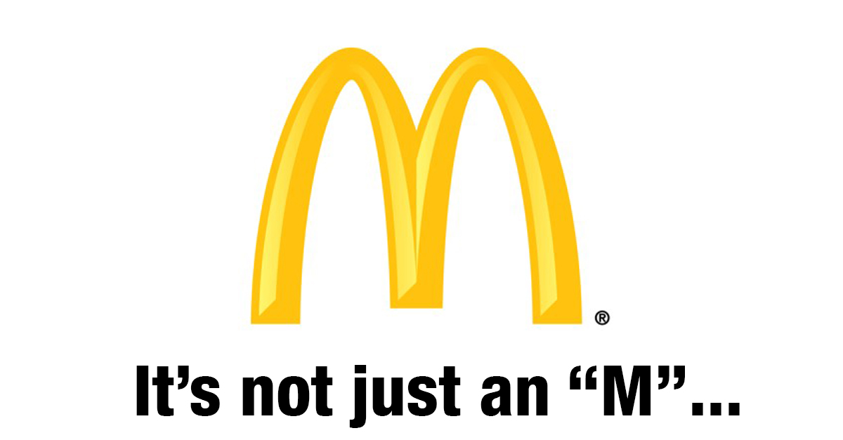38 Hidden Images in Logos That Prove Companies Are Actually Pretty