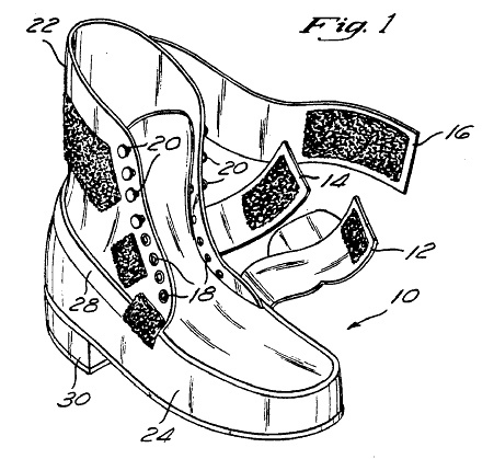 Check Out The Patents For The Shoes That Made Michael Jacksons