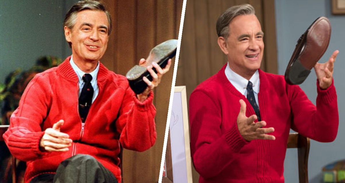 Tom Hanks is Perfect as Mister Rogers in New Trailer for 'A