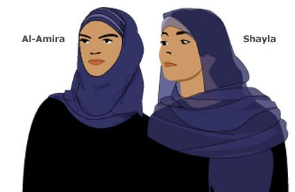 Not all headscarves are burkas: 7 types of Muslim headwear