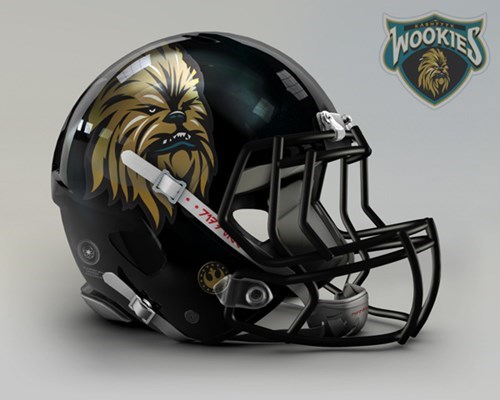 NFL and Star Wars - 03