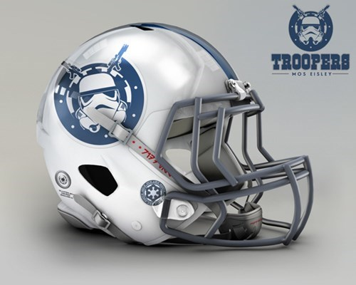 NFL and Star Wars - 04