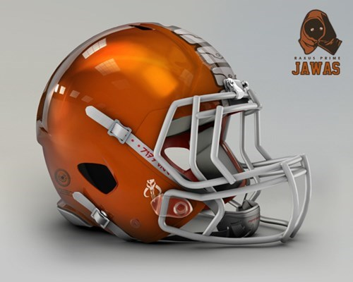 NFL and Star Wars - 06