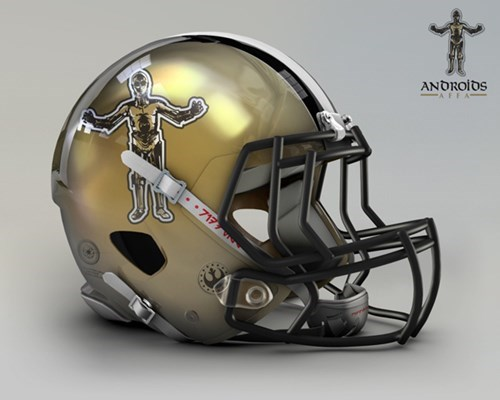 NFL and Star Wars - 19