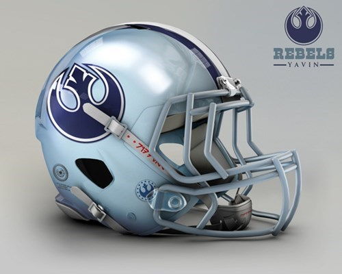 NFL and Star Wars - 32