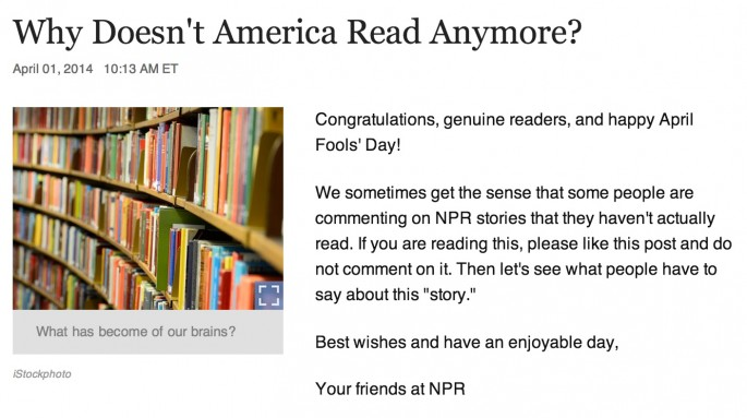 NPR April Fools Day Comments - 03