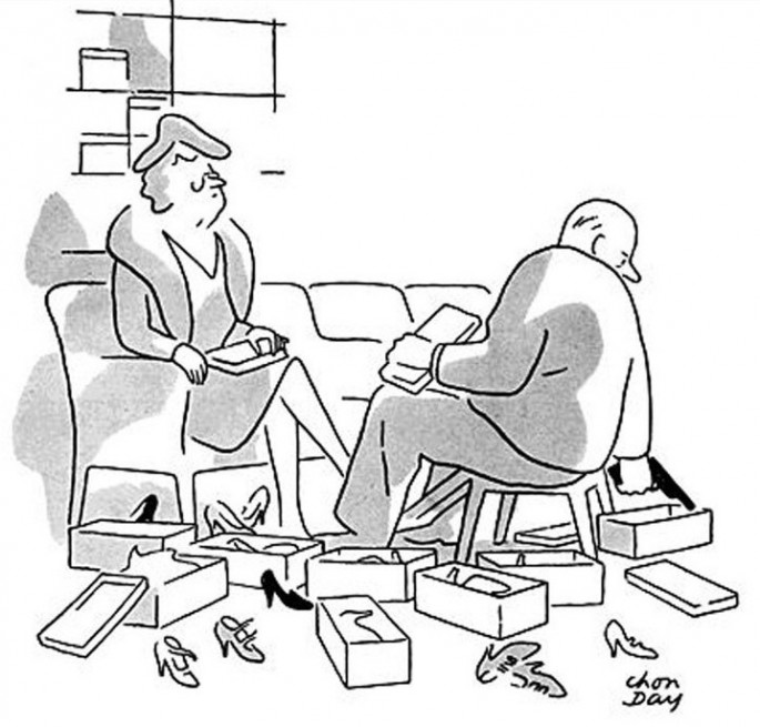 Best New Yorker Cartoons Of All Time According To The New