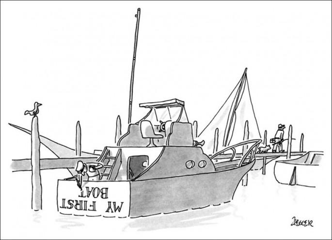 New Yorker Cartoons - 03