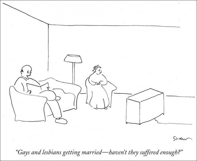 New Yorker Cartoons - 11