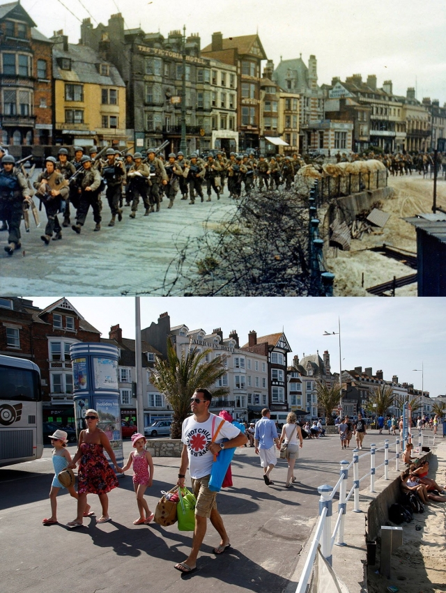 Normandy Then Now 02
