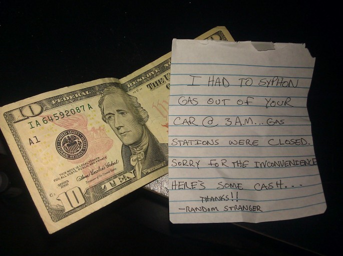 Notes from Strangers 25
