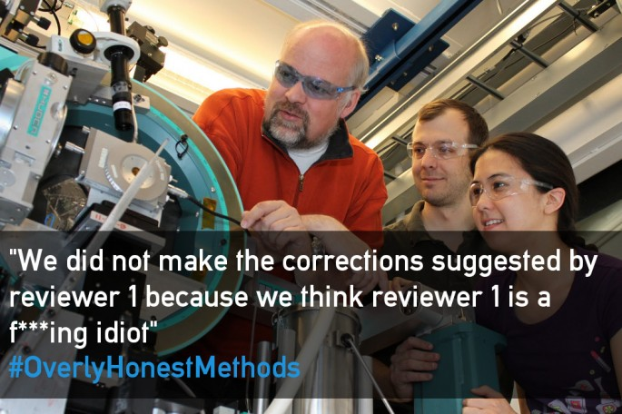 Overly Honest Scientists - 14