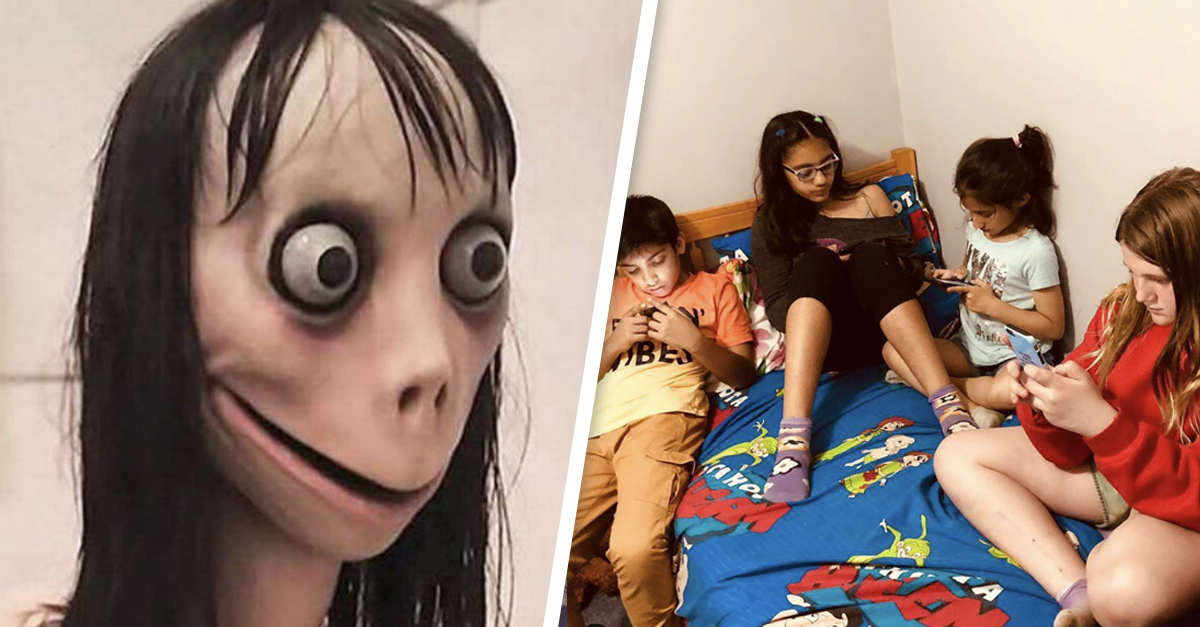 The 'Momo Challenge' Probably Isn't Real, But Cyberbullying