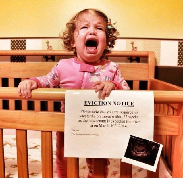 34 Hilarious Baby Announcements That Will Almost Make You Want to – Witty Baby Announcements