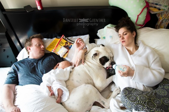 Realistic Family Photos by Danielle Guenther - 05