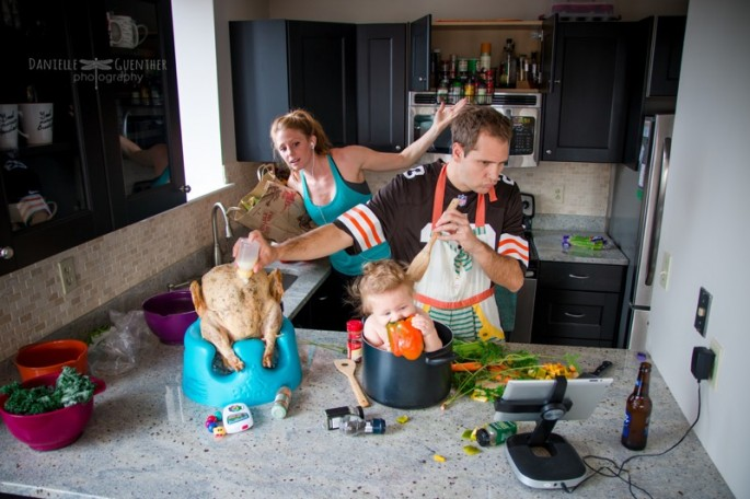 Realistic Family Photos by Danielle Guenther - 08