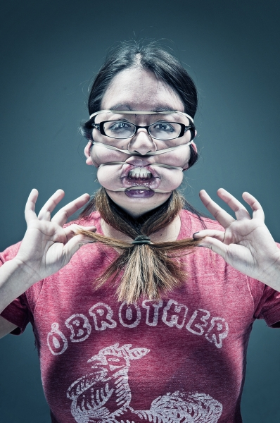 Rubber Band Portraits - 13