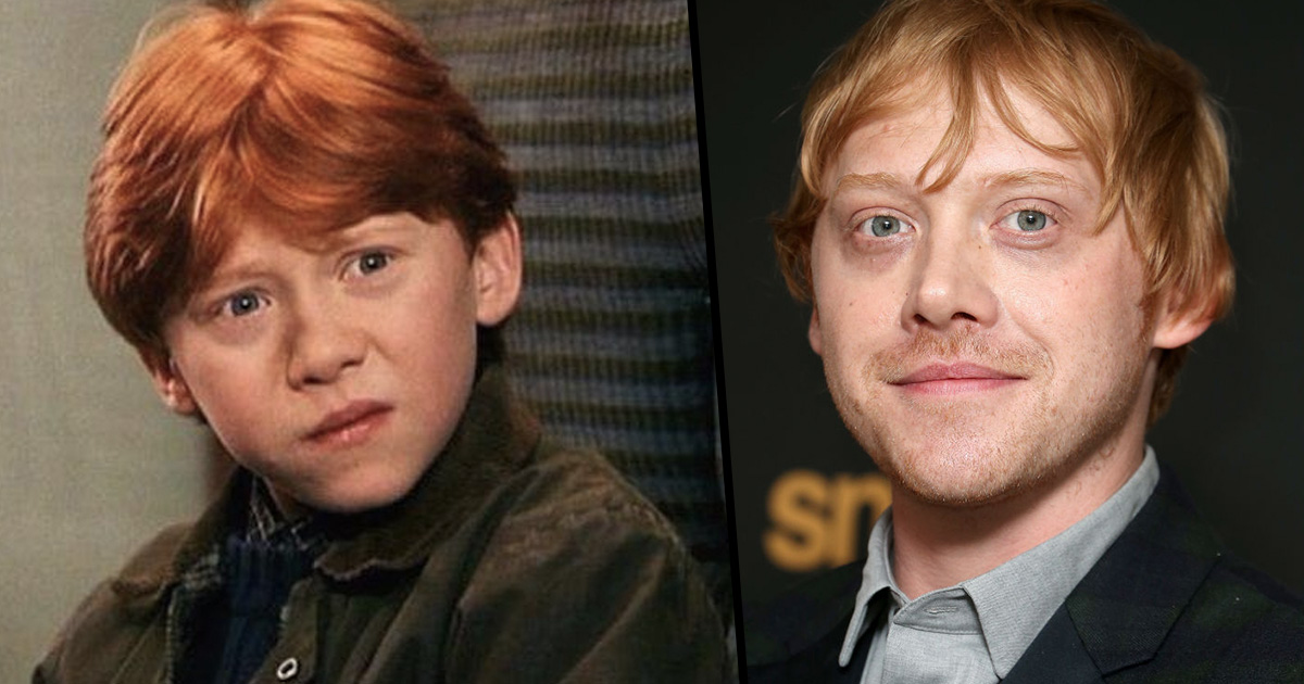 Rupert Grint Reveals Sad Reason He Cant Watch Harry Potter After The Third Film