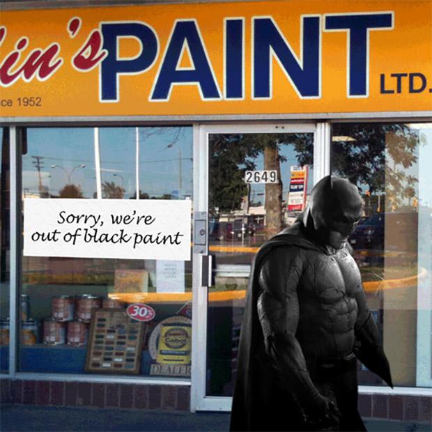 Sad Batman - 04
