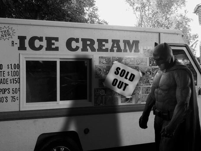 Sad Batman - 06