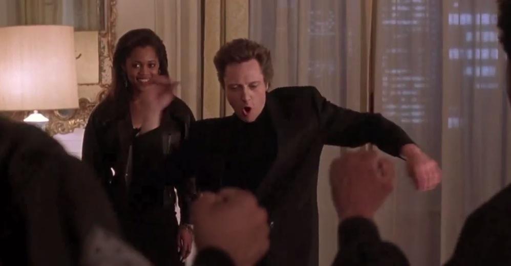 Christopher walken tap dancing