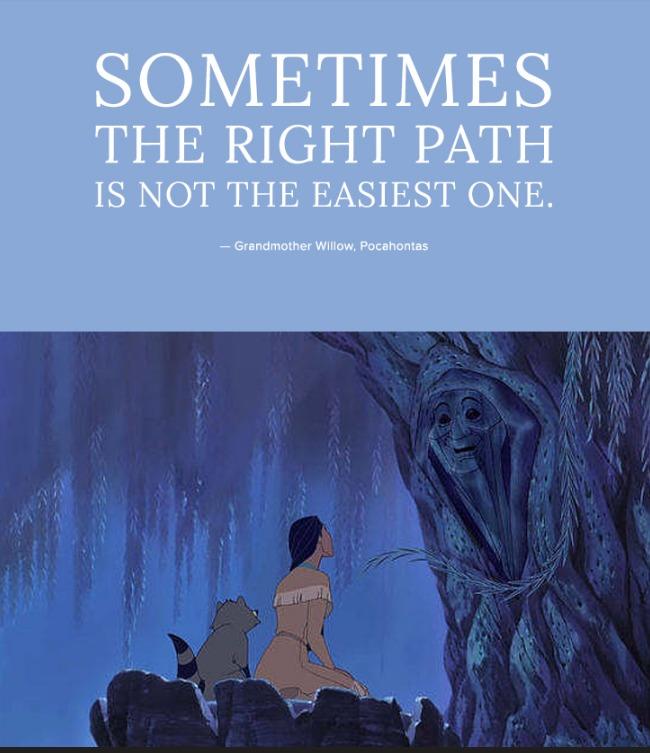 37 Surpisingly Inspirational and Profound Disney Movie Quotes | 22Words